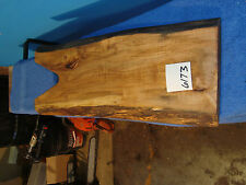#6173 wooden spalted maple boot jack rustic live edge shoes and boots USA