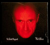 Phil Collins – No Jacket Required - 2 x CD - EDITORIALE - CD011020