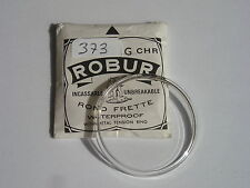 Verre Robur 373 armé waterproof modèle Genève plastic crystal with tension ring