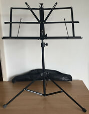 Music Stand With A Bag Trevor James
