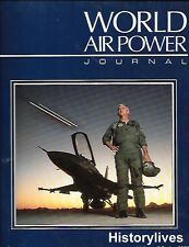 World Air Power Vol 5 Desert Storm F-16 Fighting Falcon China Air Force Su-24