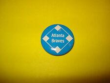 Atlanta Braves Pin- 1984 Crane potato chips