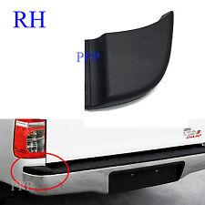RH End Corner Cap Toyota Hilux PLATE REAR BUMPER KUN 15 25 26 Mk6 Mk7 Vigo 05-14