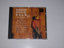 VARIOUS ARTISTS - COUNTRY GOLD, 1992, 20 TRACKS (MUSIC CLUB INTERNATIONAL CD)