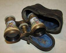 Antico binocolo da teatro metà 800 Opera Glasses Giagomo Balestrazzi