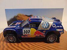 VW Race Touareg * Dakar 2005 * Saby / Perin #307 * 1:43 Minichamps / VW
