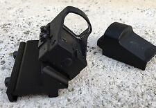 SMS MINI SHIELD JPOINT 1MoA/65MoA SIGHT Anello Red Dot Sight & 45 ° Picatinny Mount