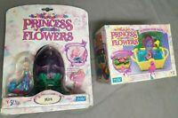 2x Princess of the Flowers Playset: Prinzessin Mira mit Zauberwelt + Hair Salon