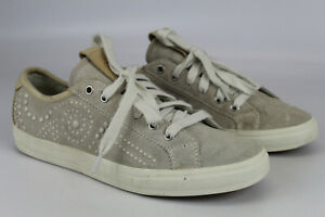Geox Gr.39  Damen Schnürschuhe Halbschuhe Sneaker    Nr. 894 A
