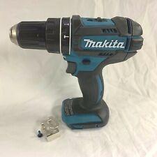 "Makita 18V XPH10 Cordless 1/2"" Hammer Drill Driver 18 Volt (New From Larger Kit)"