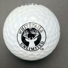 Mosquito Nature Center Logo Golf Ball (1) Dunlop Accuracy PreOwned