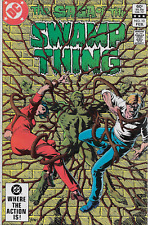 Saga of the Swamp Thing Vol 2  #10 , 1983, Unread, Free Shipping U.S. and Canada