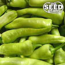 Sweet Banana Pepper Seeds - 100 SEEDS NON-GMO