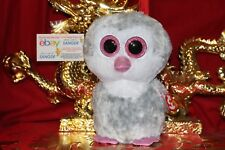 """Ty Beanie Boos Olive The Penguin.9"""".Claire&#0 39;S Exclusive.2017.Mwnmt.Nice Gift"""