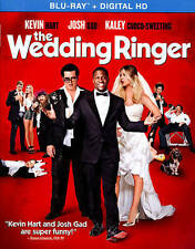 The Wedding Ringer   *New* w/Slip Cover  (Blu-ray Disc, 2015, Inc Dig Copy UV)