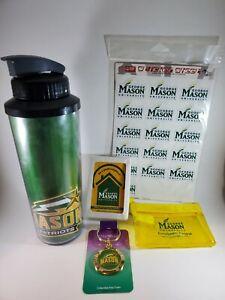 George Mason University T-shirts, Travel Mug, Stickers, Key Chain, deck of cards