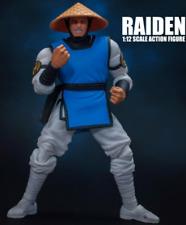 New listing Storm Collectibles Mortal Kombat Raiden | 1:12 Scale Figure
