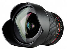 Samyang 10mm Fish-eye Lens F 2.8 Ed as NCS for Canon FOWA 5 Years