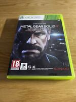 Metal Gear Solid V: Ground Zeroes Xbox 360 Game