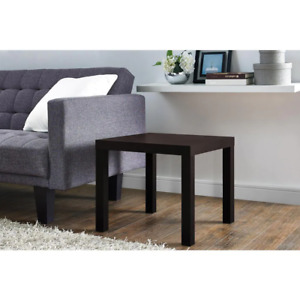 Modern Expresso End Table