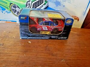 REVELL #8 BUDWEISER 2000 SPECIAL OLYMPICS MONTE CARLO  DALE EARNHARDT JR