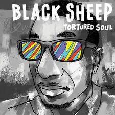 BLACK SHEEP - Tortured Soul (Rap Duo) CD 2018 Hip Hop guest Sadat X Brand Nubian