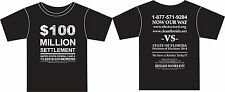 2014 SOUVENIR CAMPAIGN T-SHIRT FOR THE STATE OF FLORIDA'S 2014 GOVERNOR RACE