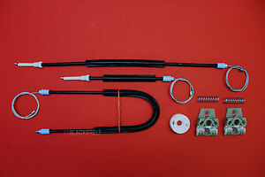 VW Passat 3C B6 Window Regulator Repair Kit Front Right 3C0837462