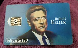 Telefonkarte Robert Keller - Serie Große -figuren Des Anlagen (A8082)