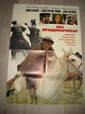 Die Steppenreiter KINOPLAKAT A1 Horsemen Omar Sharif Leigh Taylor-Young Jack Pal