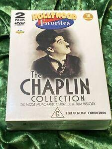 The Chaplin Collection DVD 18 Short Charlie Chaplin Films