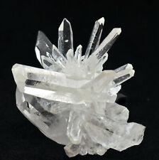Gerbe de cristaux  de Quartz