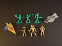 All Original LIDO Captain Video Spacemen & Alien Lot #2