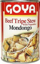 Ready to Eat Goya Beef Tripe Stew- Mondongo 15 oz