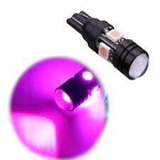 2 X T10 W5W Purple 194 LED 5050 SMD CANBUS ERROR FREE Car Side Wedge Light Bulb