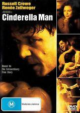 CINDERELLA MAN (Russell CROWE) Jim BRADDOCK True Story Boxing Film DVD NEW Reg 4