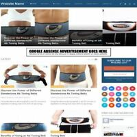 SPORTS TECHNOLOGY STORE - Make Money Affiliate Website Business For Sale + Host