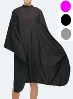 Unisex Adults Kids Hair Salon Hairdressing Cutting Cape Cover Barber Gown UK