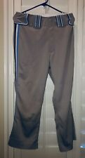 Boombah Mens Baseball Pants - sz 34 - Blue / White / Grey