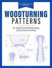 Los patrones de torneado madera: más de 80 diseños para hacer en el torno para tu..
