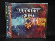 BURNING POINT ST + 1 JAPAN CD Stargazery Ghost Machinery Sarcofagus Battle Beast