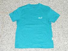 Jack Wolfskin Kids Outline T-Shirt NEU 128  blue