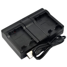 Battery Charger DC USB Dual for Leica 14464 BLI-312 BM8 M9 M8 M8.2 ME New