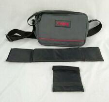 Vintage Canon Camera Bag - 11x3x8 Inches (WxDxH) Removable Compartments Strap
