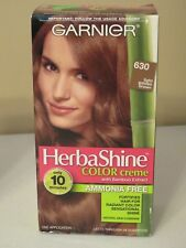 GARNIER HERBASHINE COLOR CREME WITH BAMBOO EXTRACT **PICK COLOR**