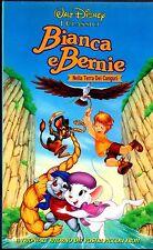Bianca e Bernie nella terra dei Canguri (1990) VHS Disney