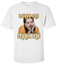 SHIRT POST MALONE LEAVE ME ALONE HIP HOP T-Shirt SMALL,MEDIUM,LARGE,XL