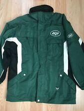 Jets NFL Jacket Child Large 14-16