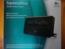 Logitech Squeezebox Classic Wireless Network Music Player
