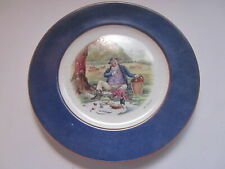 Vintage Wedgwood Collector Plates Charles Dickens Ware Mr Pickwick